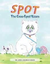 Spot the Cross - Eyed Kitten