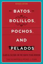 Batos, Bollilos, Pochos, and Pelados