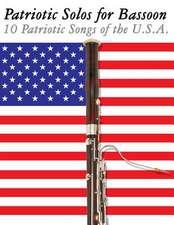 Patriotic Solos for Bassoon