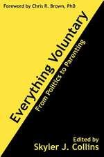 Everything Voluntary