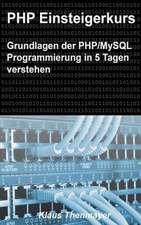 PHP Einsteigerkurs