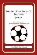 The Best Ever Book of Reading Jokes