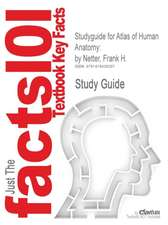 Studyguide for Atlas of Human Anatomy