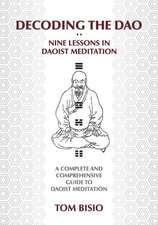 Decoding the DAO:  A Complete and Comprehensive Guide to Daoist Meditation