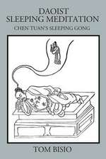 Daoist Sleeping Meditation