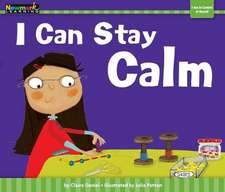I Can Stay Calm Shared Reading Book