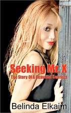 Seeking Mr. X:  Cinderella Complex
