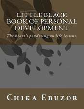 Little Black Book of Personal Development