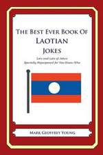The Best Ever Book of Laotian Jokes