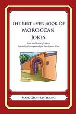The Best Ever Book of Moroccan Jokes