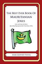 The Best Ever Book of Mauritanian Jokes