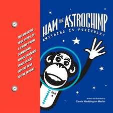 Ham the Astrochimp