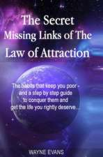 The Secret Missing Links of the Law of Attraction.