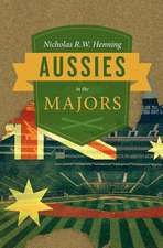 Aussies in the Majors