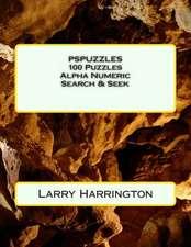 Pspuzzles 100 Alpha Numeric-Search Puzzles