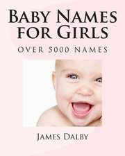 Baby Names for Girls
