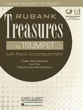 Rubank Treasures for Trumpet