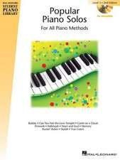 Popular Piano Solos, Level 3: For All Piano Methods [With CD (Audio)]
