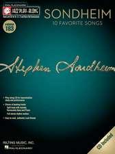 Sondheim: Jazz Play-Along Volume 183