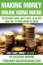 Making Money Online Using Odesk