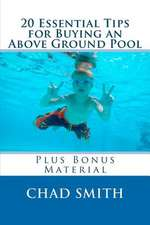 20 Essential Tips for Buying an Above Ground Pool