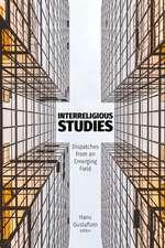 Interreligious Studies