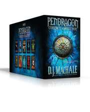 Pendragon Complete Collection: The Merchant of Death; The Lost City of Faar; The Never War; The Reality Bug; Black Water; The Rivers of Zadaa; The Qu