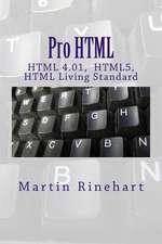 Pro HTML