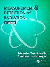 Measurement and Detection of Radiation, Fourth Edition:  For Collegiate Programming Contests and Education