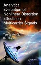 Analytical Evaluation of Nonlinear Distortion Effects on Multicarrier Signals