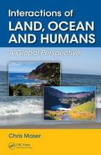 Interactions of Land, Ocean and Humans
