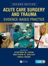 Acute Care Surgery and Trauma