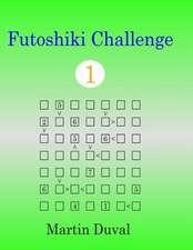 Futoshiki Challenge 1
