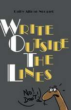 Write Outside the Lines