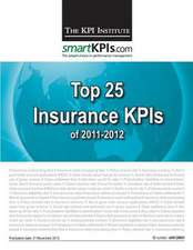 Top 25 Innovation Kpis of 2011-2012