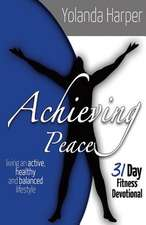 Achieving Peace