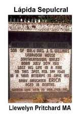 Lapida Sepulcral