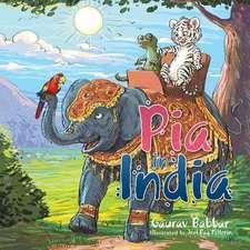 Pia in India