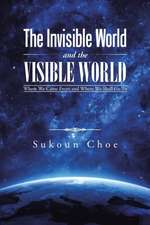 The Invisible World and the Visible World