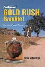 California's Gold Rush Bandito!