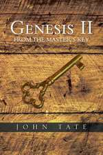 Genesis II from the Master's Key