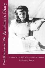 Anastasia's Diary