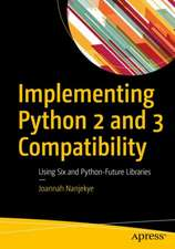Python 2 and 3 Compatibility