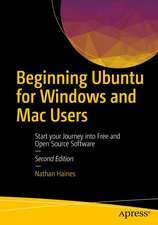 Beginning Ubuntu for Windows and Mac Users : Start your Journey into Free and Open Source Software