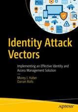 Identity Attack Vectors