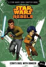 Star Wars Rebels Ezra's Duel with Danger