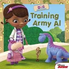Doc McStuffins Training Army Al