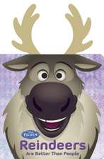 Frozen Reindeers are Better than People