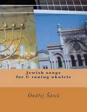 Jewish Songs for C Tuning Ukulele