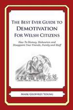 The Best Ever Guide to Demotivation for Welsh Citizens